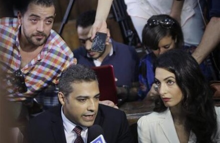 Egypt court releases full ruling in Al-Jazeera English case