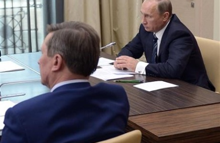 The Latest: France says Russia didn't appear to target IS