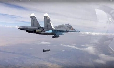 Syrian troops gain as Putin defends strikes