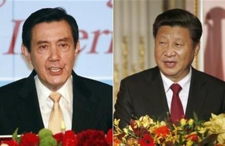 Taiwan-China meeting brings together former Cold War foes