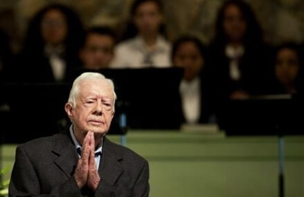 Doctors: Latest brain scan is good news for Jimmy Carter