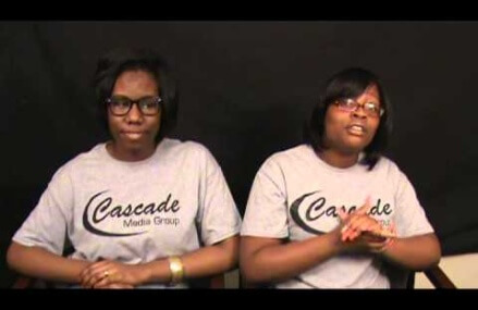 Girl Talk With The Chocolate Twins Ashley & Breonna Topic Music