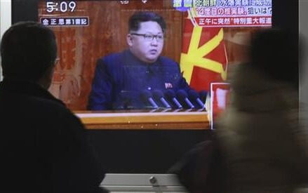 North Korea says it tested H-bomb to widespread skepticism