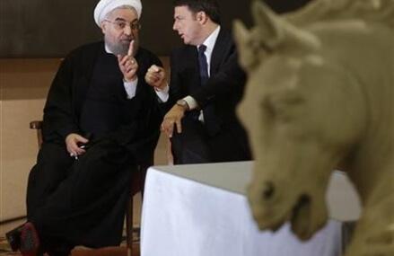 Vatican says Iran now called on to combat terrorism.