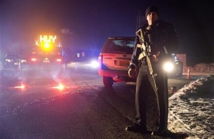 Arrests of Oregon standoff leaders leaves 1 person dead