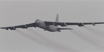 Powerful US bomber flies over S. Korea as standoff deepens