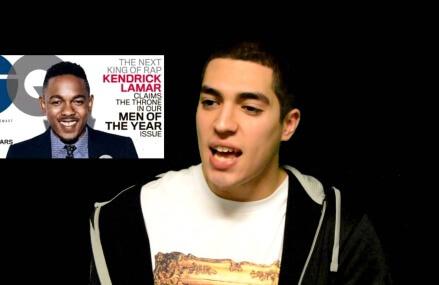 Joe Cornejo Hip Hop Commentary  on  Kendrick Lamar