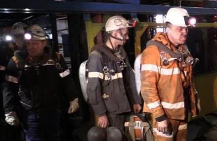 Russian coal mine accident kills 36, including 5 rescuers