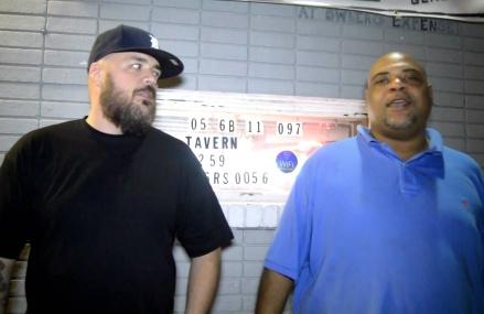 Interview with Battle Rapper 40 Smoke at AHAT Louisville Rap Battle