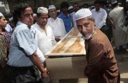 Al-Qaida says it killed Bangladesh gay activist, friend