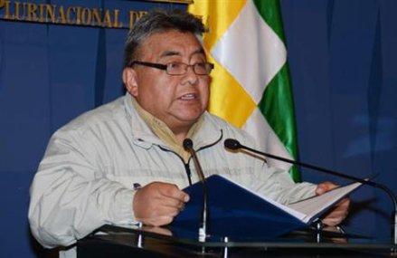 Officials: Striking miners kill deputy minister in Bolivia