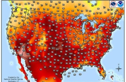 DIVIDED AMERICA: Global warming polarizes more than abortion