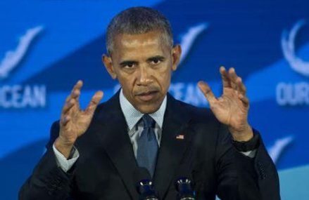 Obama: Oceans key to protecting planet from climate change