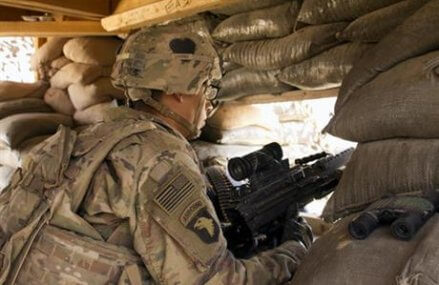 US forces increasing Iraq footprint ahead of Mosul operation