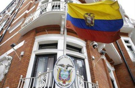 Mystery swirls around Assange's status at Ecuadorean Embassy