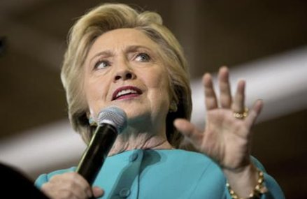 Clinton appears on cusp of commanding victory
