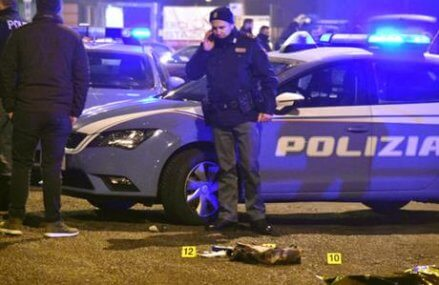 Berlin truck attack suspect killed in Milan police shootout