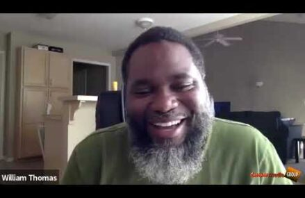 Teach-In Motion Host Aaron Brooks Interviews Owner Of All Things Tech William Thomas