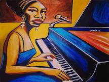 """JAZZ IN Black"" Cascade Media Group's New Jazz Series Shorts Featuring Nina Simone Album Covers 2"