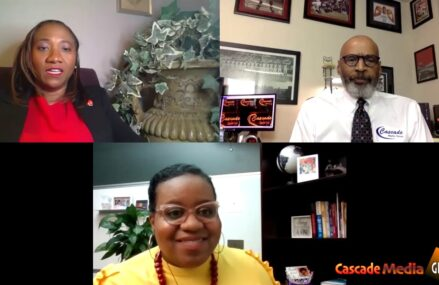 Interview with Kansas City Councilwoman's Melissa Robinson & Ryana Parks-Shaw