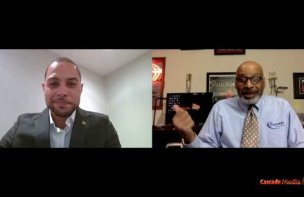 Interview with KC State Representative Mark Sharp District 036
