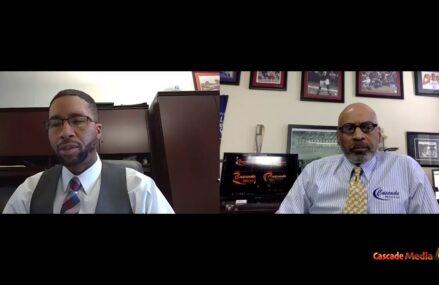 Interview With  3rd District At-Large Kansas City Councilman Brandon Ellington