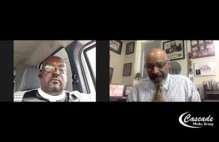 Interview with Bishop Tony Colwell we're talking about the Palestinian Israeli issue that is going on in the Middle East and how the black community relates to that issue and where does the ecumenical community as him the diaspora here in America