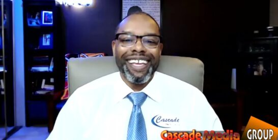 Teach-In Motion With Host Aaron Brooks interview With Mark Bayley, Cyber Security Director
