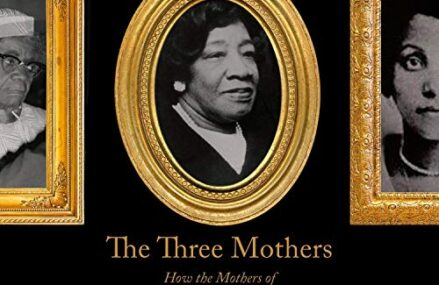 CMG July Book Of The Month #1 The Three Mothers How the Mothers of Martin Luther King, Jr., Malcolm X, and James Baldwin Shaped a Nation