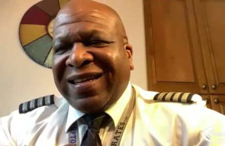 CMG Urban Professional Series Interview With Lateef Battle Federal Express Boeing 757 Captain