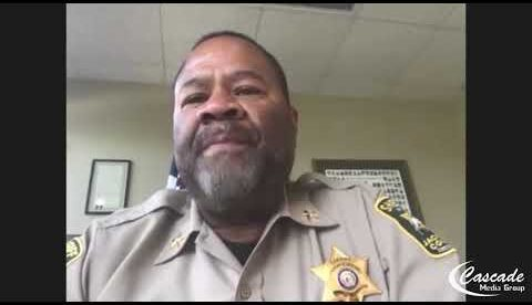 Interview with Jackson County Sheriff Darryl Forté