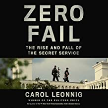 CMG August Book Of The Month #1 Zero Fail: The Rise and Fall of the Secret Service