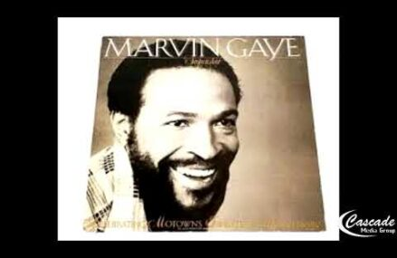 """""""R&B IN Black"""" Cascade Media Group's New R&B Series Featuring Marvin Gaye Albums Covers #2"""