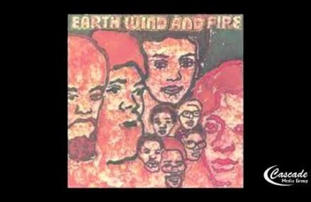 """""""R&B IN Black"""" Cascade Media Group's New R&B Series Featuring Earth, Wind And Fire Albums Covers"""