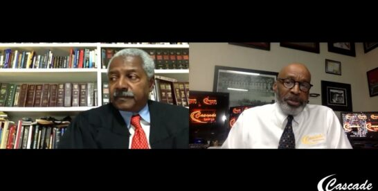 Interview With Honorable Judge Leon W. Tucker First Judicial District of Pennsylvania