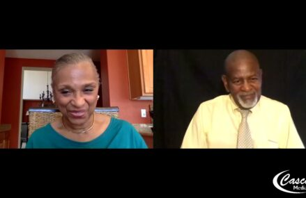 Interview with Joan Huff, the first black cheerleader at Wichita State University