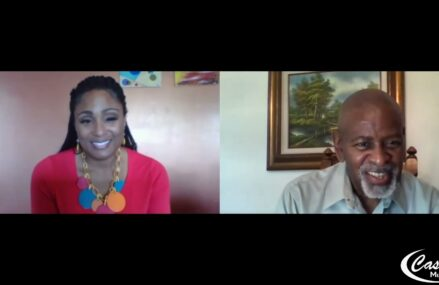 Interview With  Carole Gist The First African America Woman To Be Crowned Miss USA. She Won The Title In 1990, In Wichita, Kansas