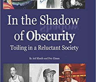 CMG October Book Of The Month In the Shadow of Obscurity