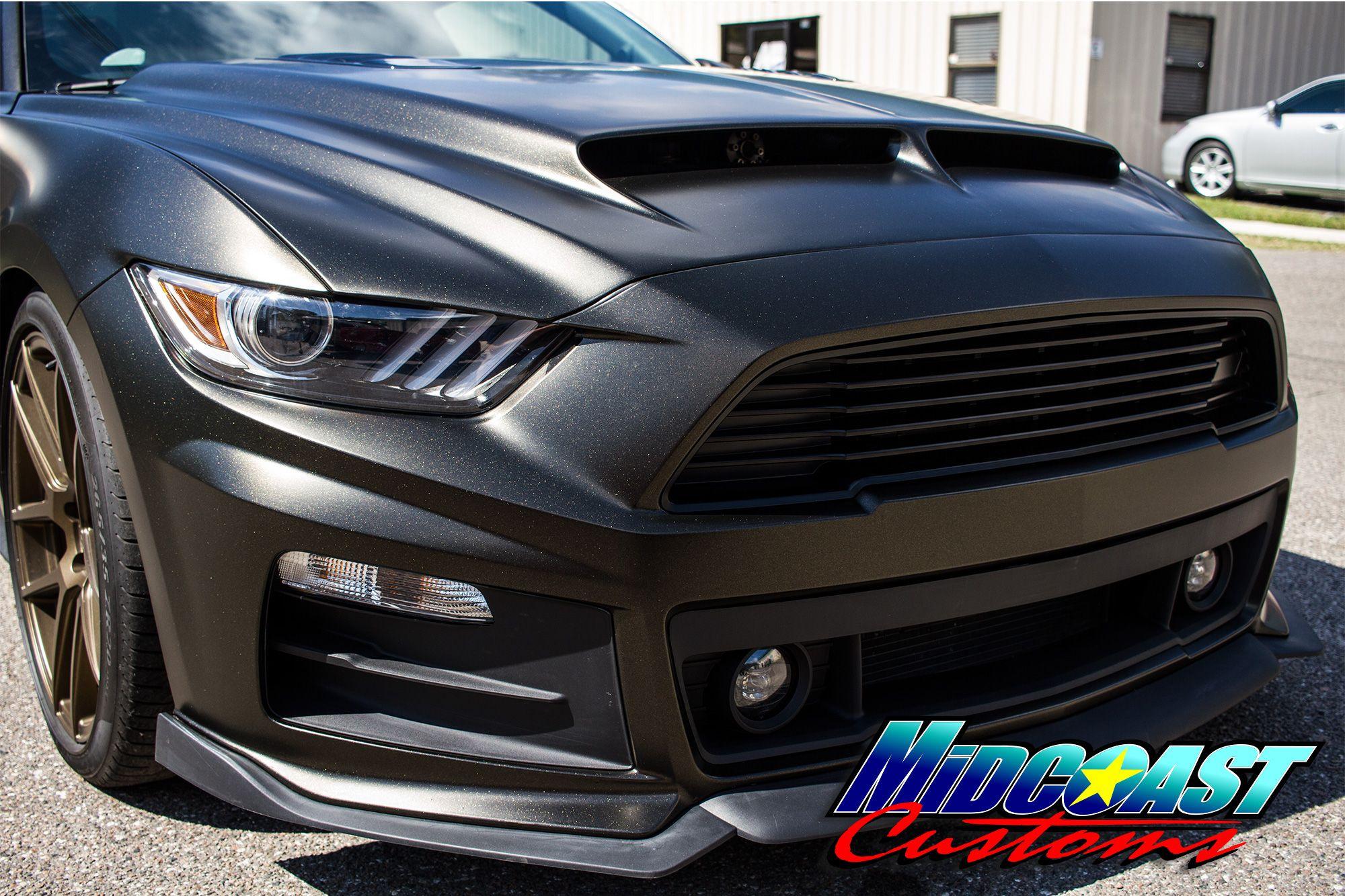 front-bumper-cobra-mustang-vinyl-wrap