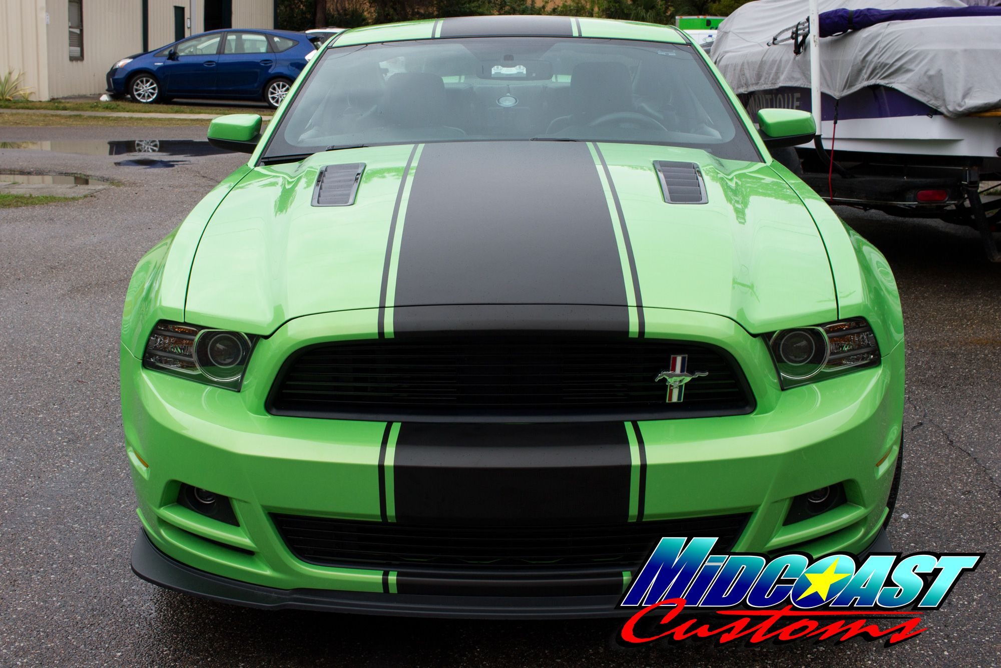 mustang-vinyl-stripes-illinois