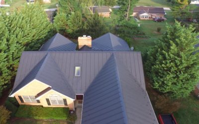 Standing seam roof in Williamsport, MD