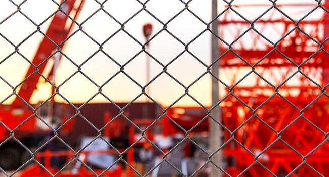services-fencing-construction-site