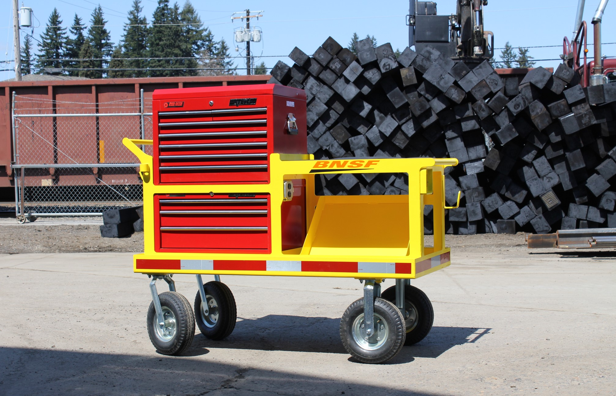 Custom Tool Cart