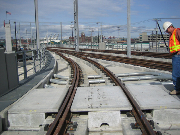 Seattle DF Track