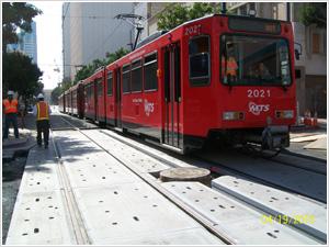 Light Rail and Transit
