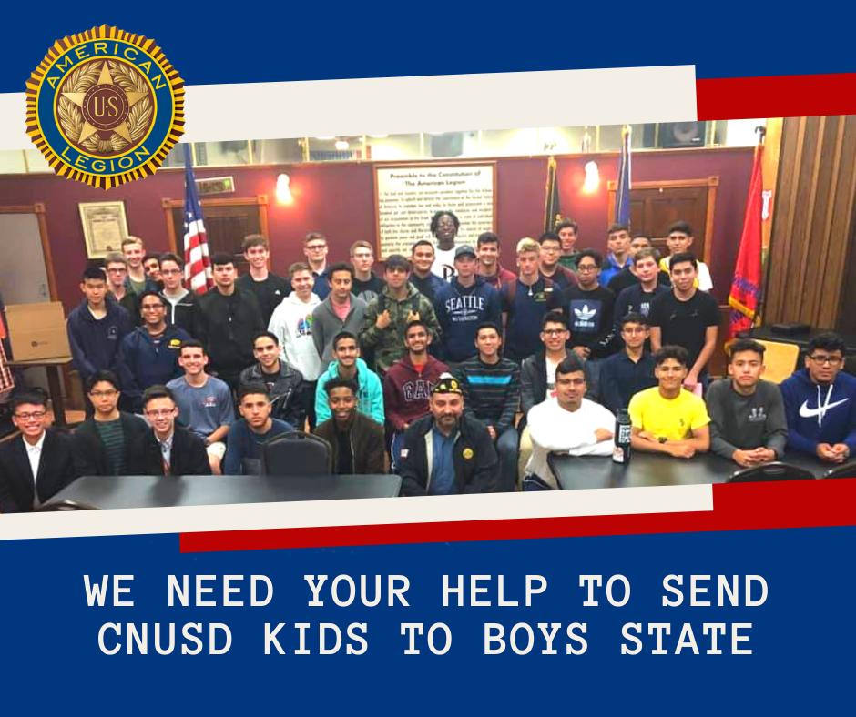 CNUSD high school boys