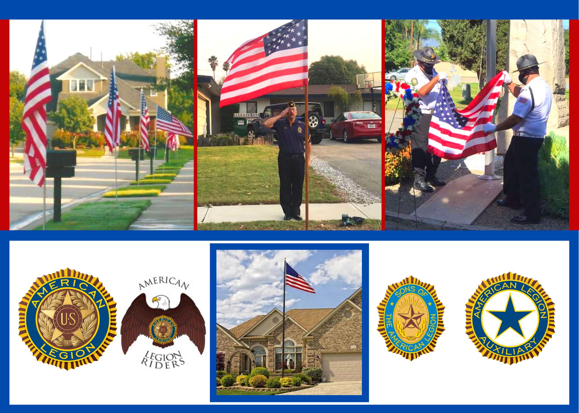 Copy of Flag Program Flyer