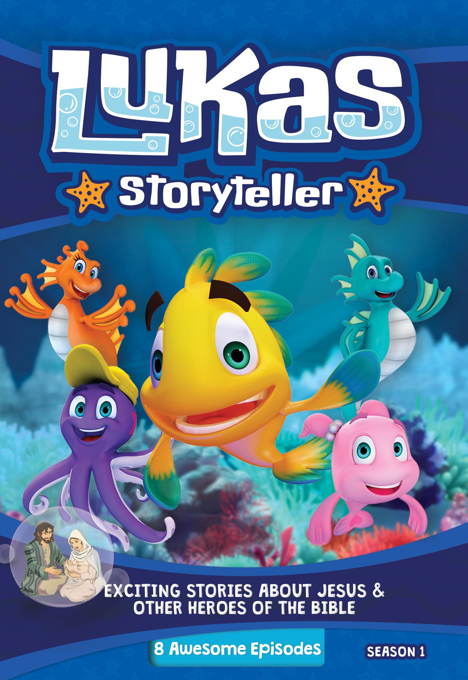 Lukas Storyteller (2019– ) Plot