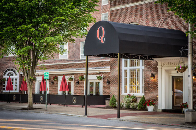 Queensbury Hotel Outdoors