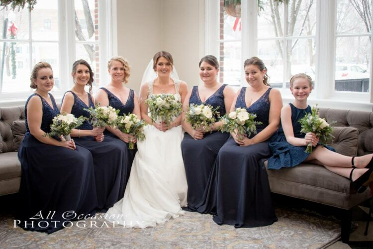 Mickelson Bridesmaids